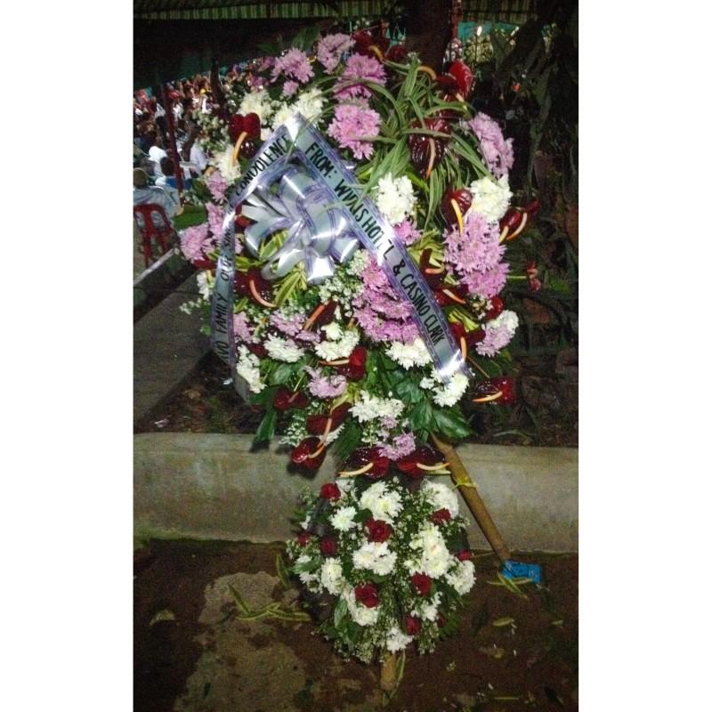 Bolinao funeral stand tins flower shop pangasinan izmirmasajfo