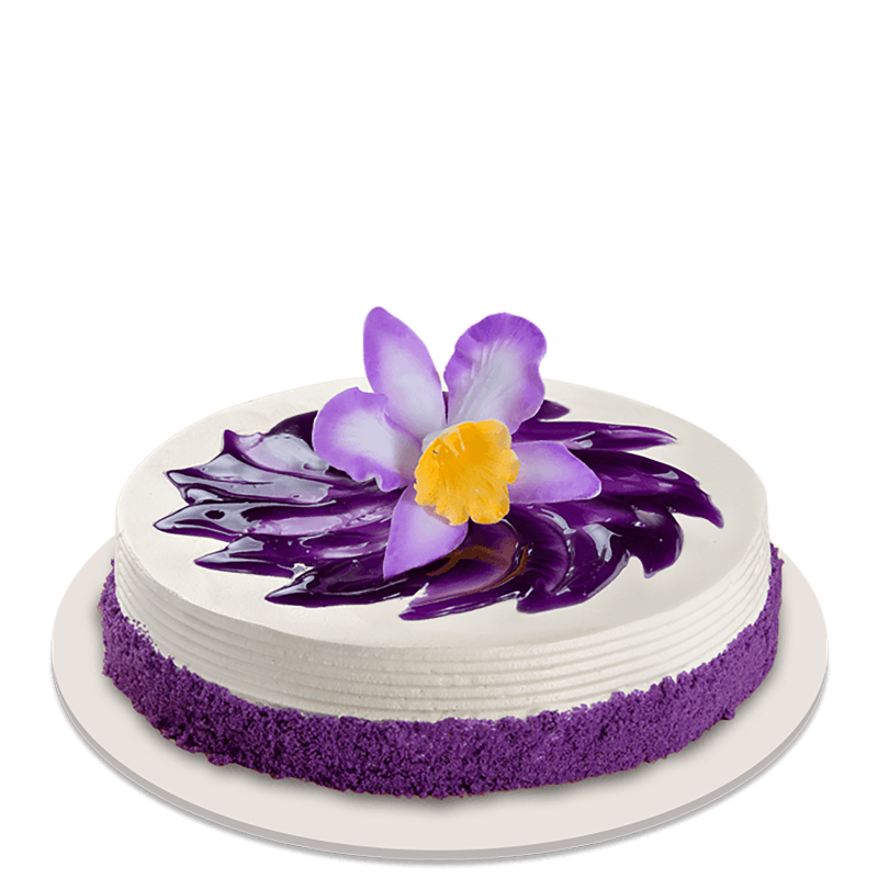 Ube Bloom Red Ribbon Cake Tin S Flower Shop Pangasinan